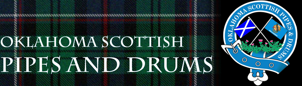 Oklahoma Scottish Pipes and Drums