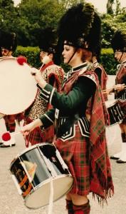 Lesa drummer