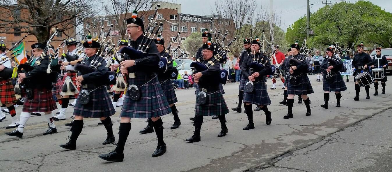 Paddy parade