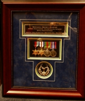 Benny Hughes Medal Ceremony